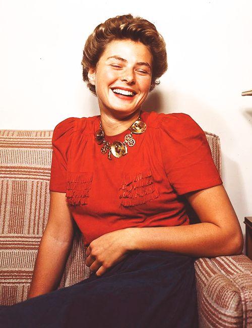 Ingrid Bergman Prima Darling