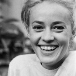 Jeanne Moreau, A Tribute In Pictures