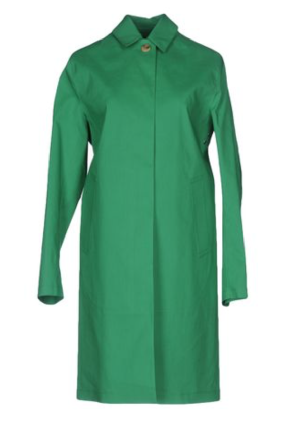 Mackintosh kelly green Rainwear