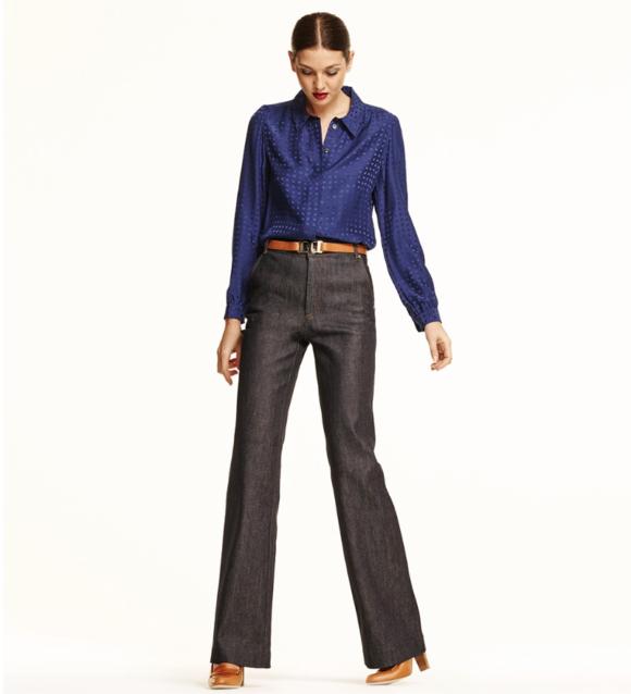 Vanessa Seward Bessette Jeans