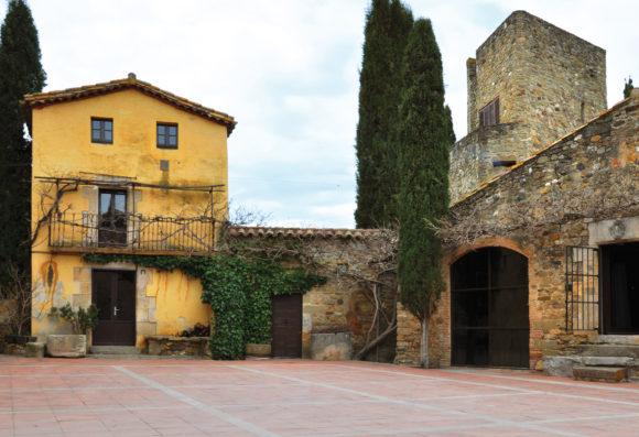 Exterior of Sant Martí Vell