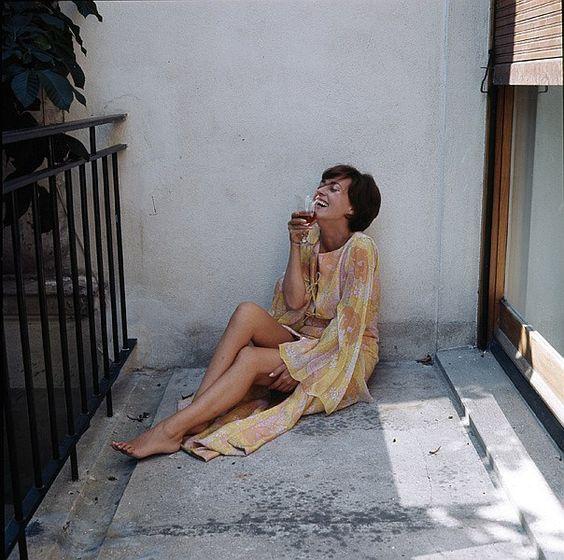 Jeanne Moreau Prima Darling