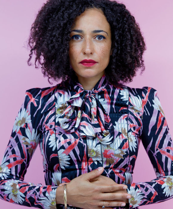 Zadie Smith Photo T Magazine