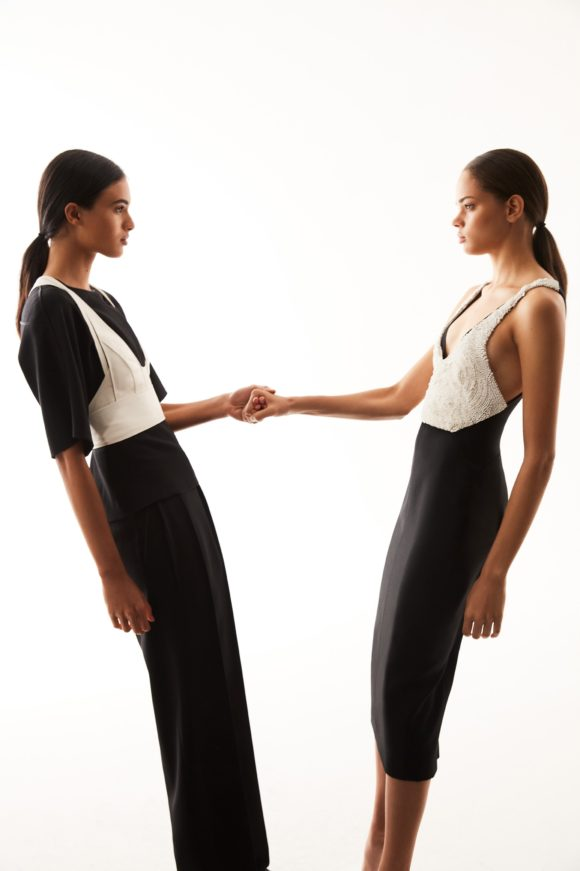 Narciso Rodriguez New York Fashion Week Highlights for Wednesday