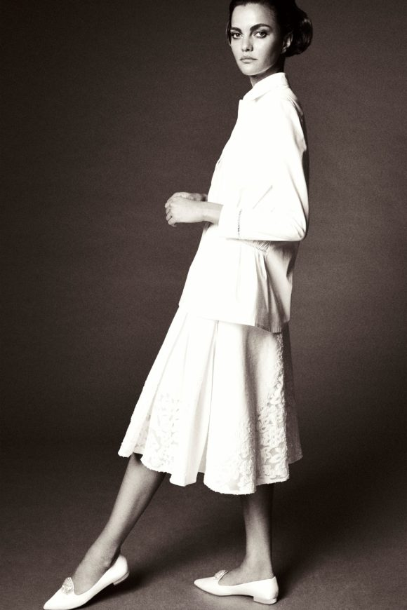 Zac Posen New York Fashion Week Highlights for Wednesday