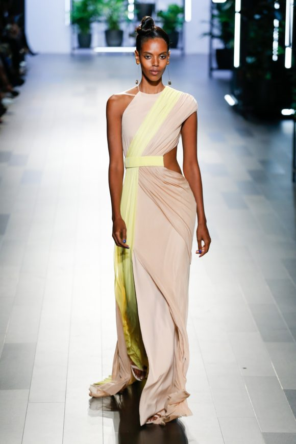 Cushnie et Ochs One Shoulder