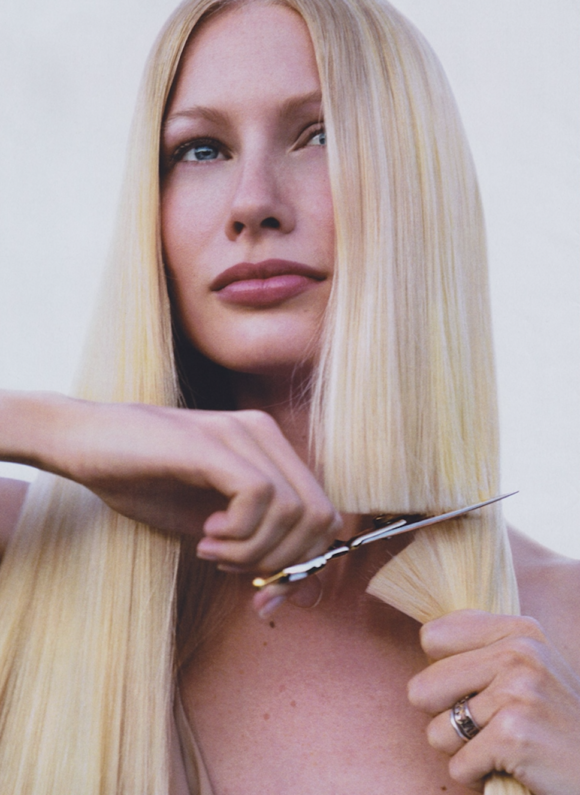 Kirsty Hume Vogue 1990's Prima Darling