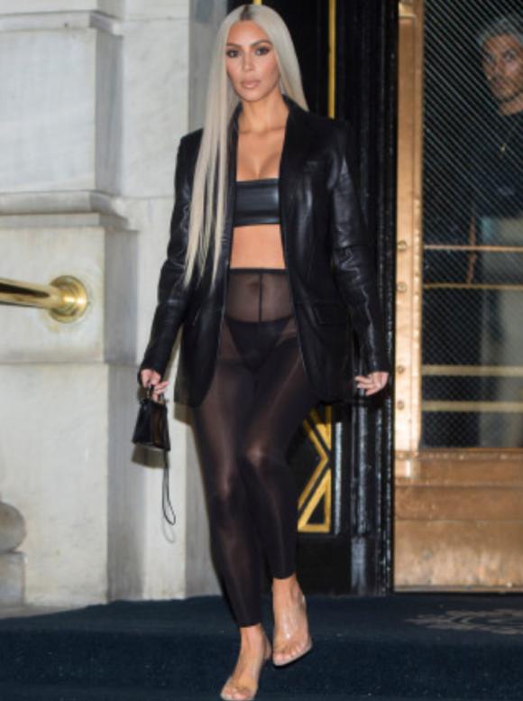 Kim Kardashian Killing fashion
