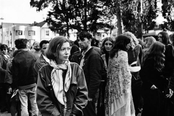 Joan Didion San Francisco 1967