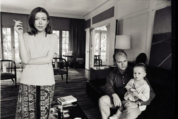 Didion, Dunne and daughter Quintana