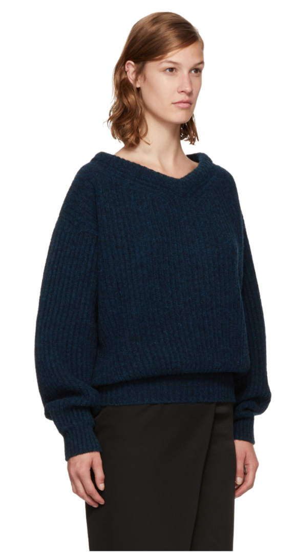 Lemaire Oversized Sweater Obsession