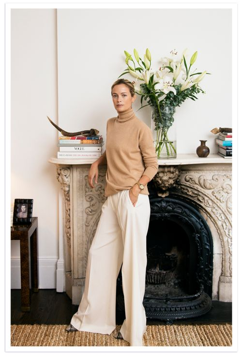 Caroline Murphy Turtleneck Prima Darling