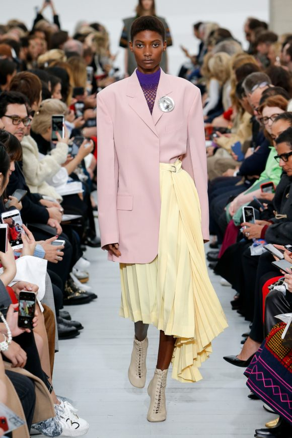 Celine Prima Darling Paris Fashion Week