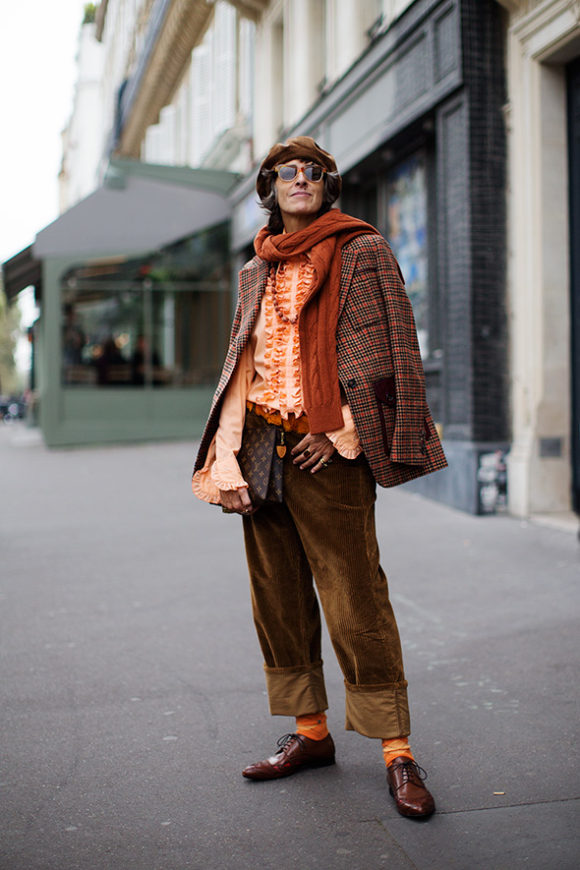 The Sartorialist Prima Darling