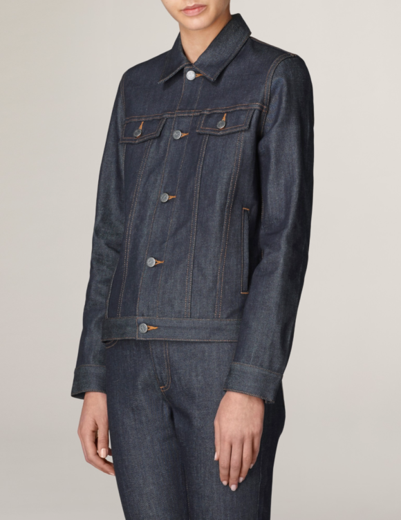 APC Denim Jacket Prima Darling