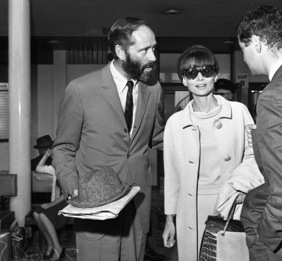 Audrey Hepburn Streamline Luggage