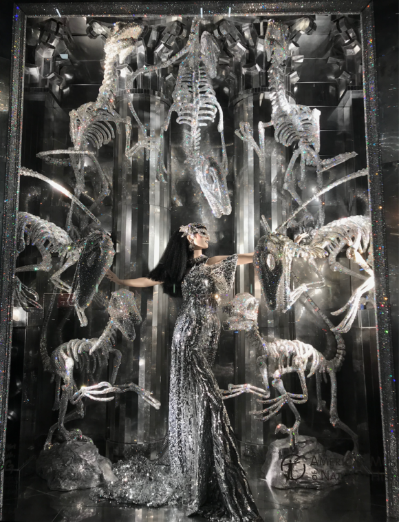 Bergdorf Goodman Holiday Windows Prima Darling