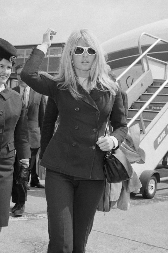 Brigette Bardot Streamline Luggage