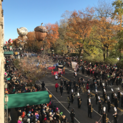 Thanksgiving Day Parade Party