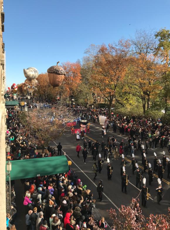 Thanksgiving Day Parade Prima Darling