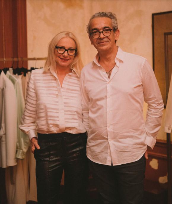 Veronique Bousquet and Daniel Pallas, Prima Darling