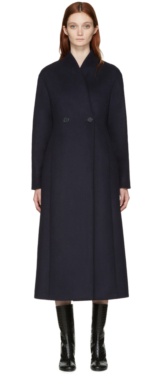 Stella McCartney Long Coat Prima Darling