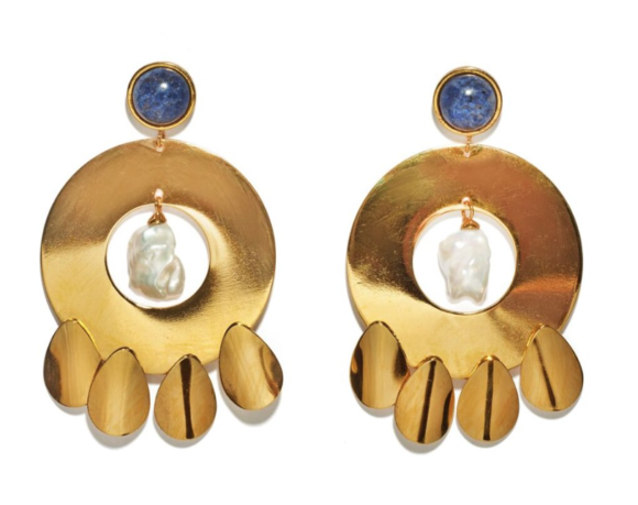 Earrings and Rings Lizzie Fortunato Prima Darling