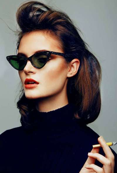 Cat Eye Sunglasses Prima Darling