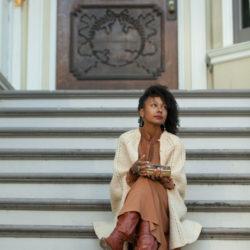 Vintage Style expert Alysha Cassis–Shaw