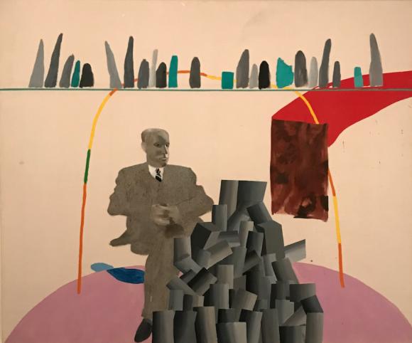 David Hockney Prima Darling