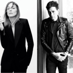 Hedi Slimane Lands at Celine