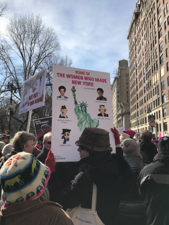 Women's March Prima Darling