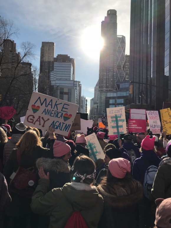 Women's March 2018 Prima Darling