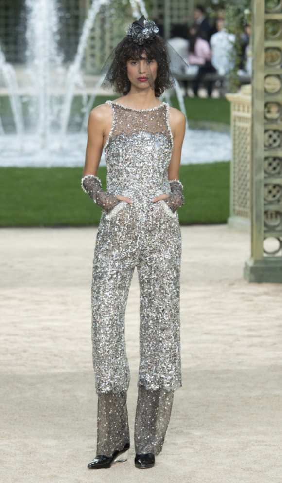 Chanel Couture Prima Darling