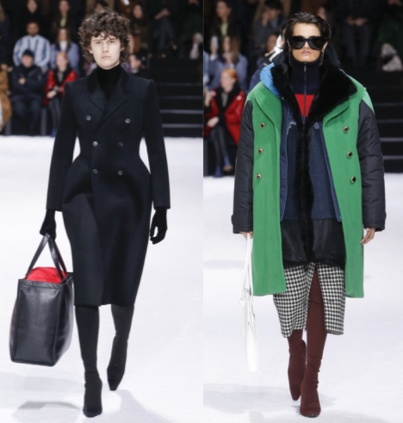 Paris Fall Shows Prima Darling