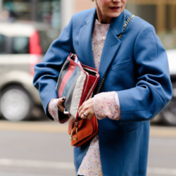 Street Style Stars Over Forty