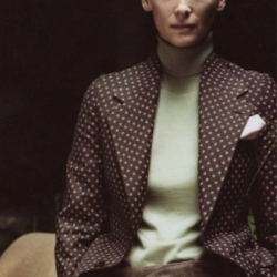 Tilda Swinton an Enigmatic Star