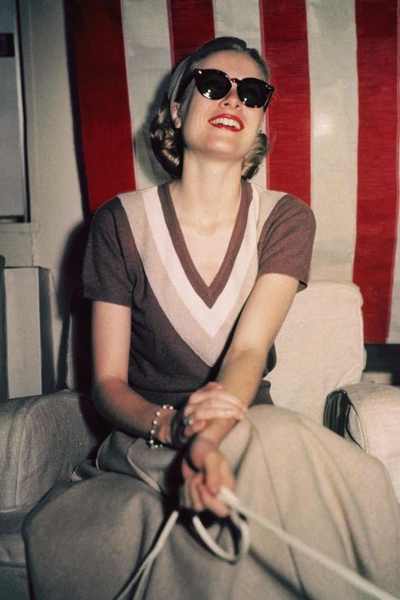 Grace Kelly Prima Darling
