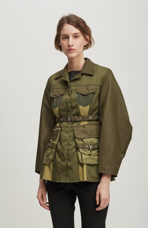 Spring Field Jacket Prima Darling