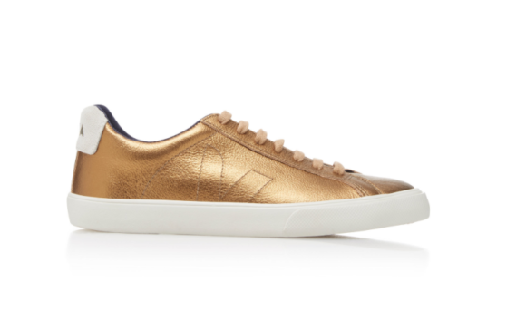 Gold Sneakers Prima Darling