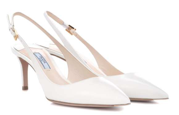 White pumps Prima Darling