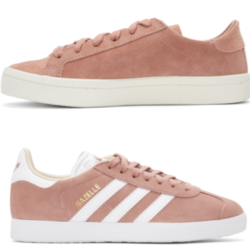 Tuesday Deal, The Perfect Suede Trainers