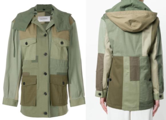 Spring Field Jacket