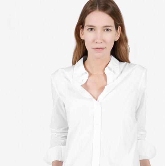 Classic White Shirt Prima Darling