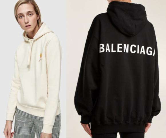 Designer Sweatshirt Prima Darling
