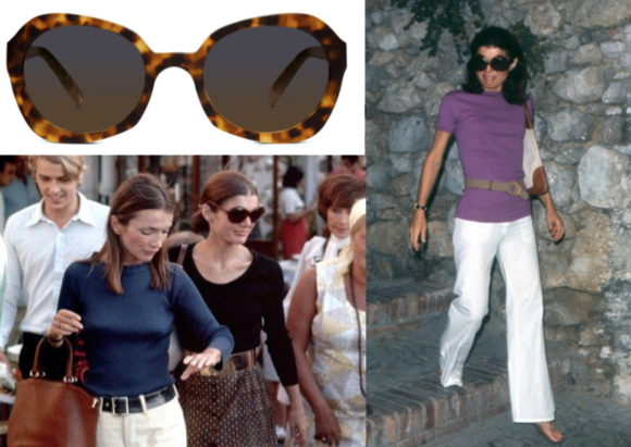 Seventies Sunglasses Prima Darling