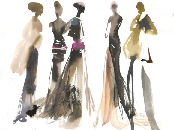 Fashion Industry Prima Darling
