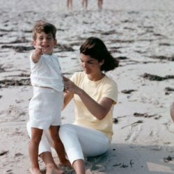 Intimate Moments of Jacqueline Kennedy Onassis