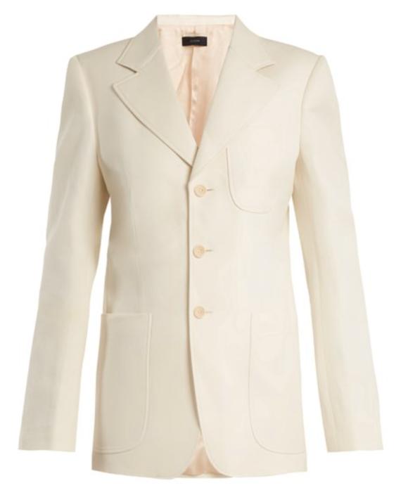White Suit Prima Darling