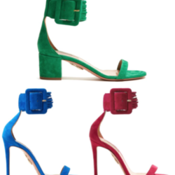 Saturday Deals, Colorful Summer Heels